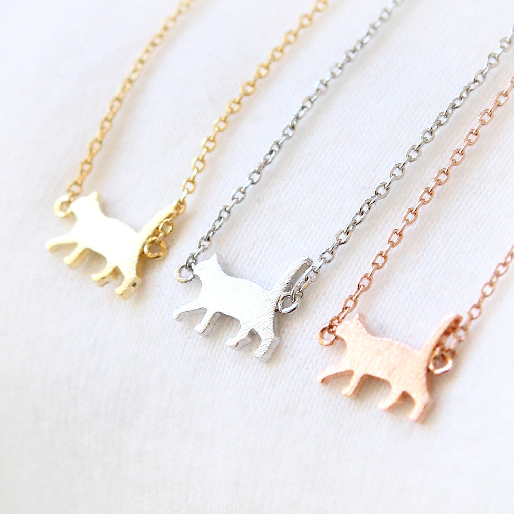 Little Kitty Necklace