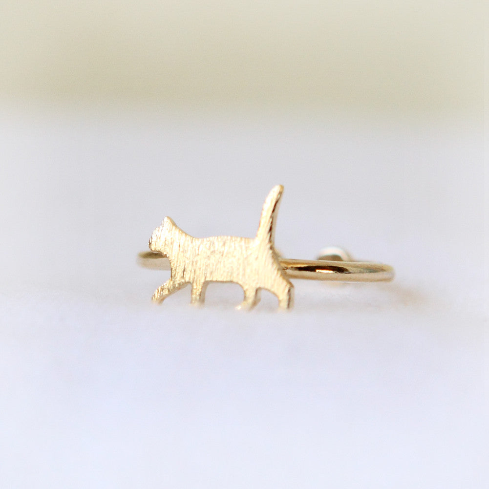 Little Kitty Ring