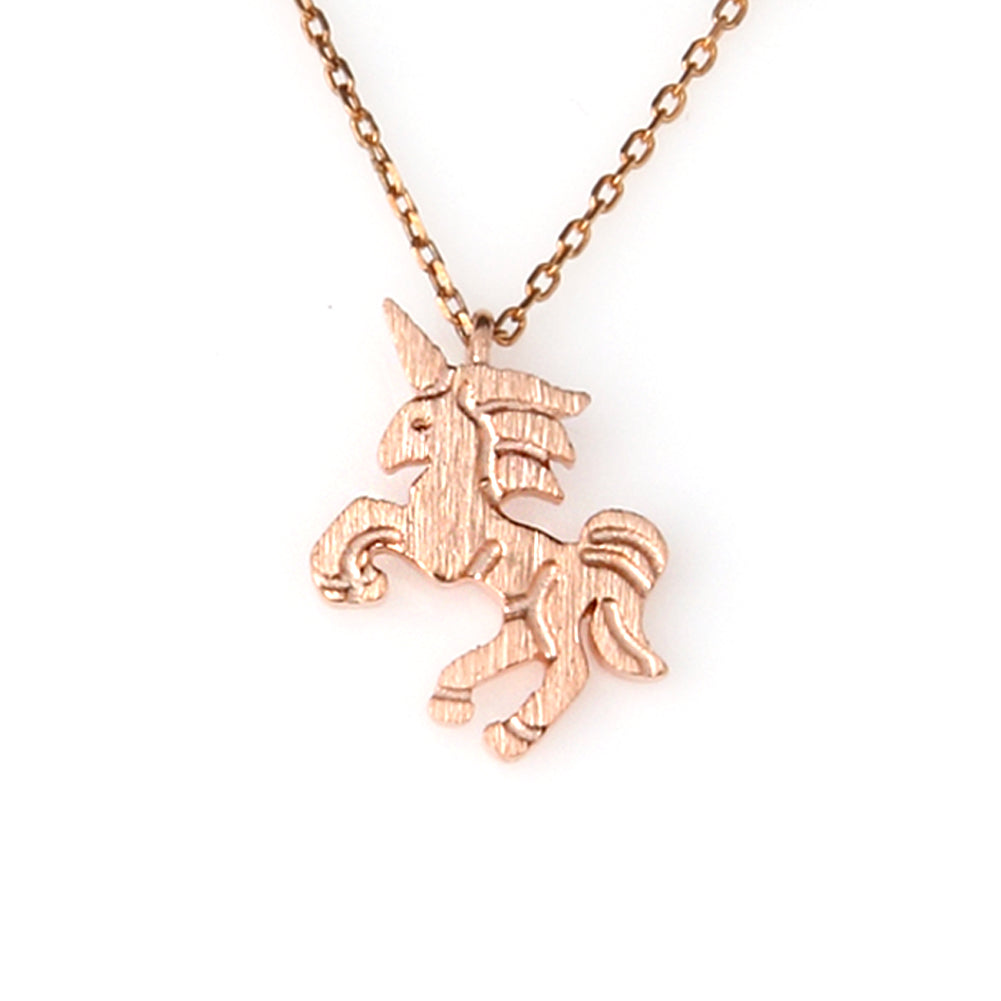 Little Unicorn Necklace