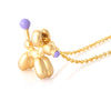 Balloon Dog Necklace