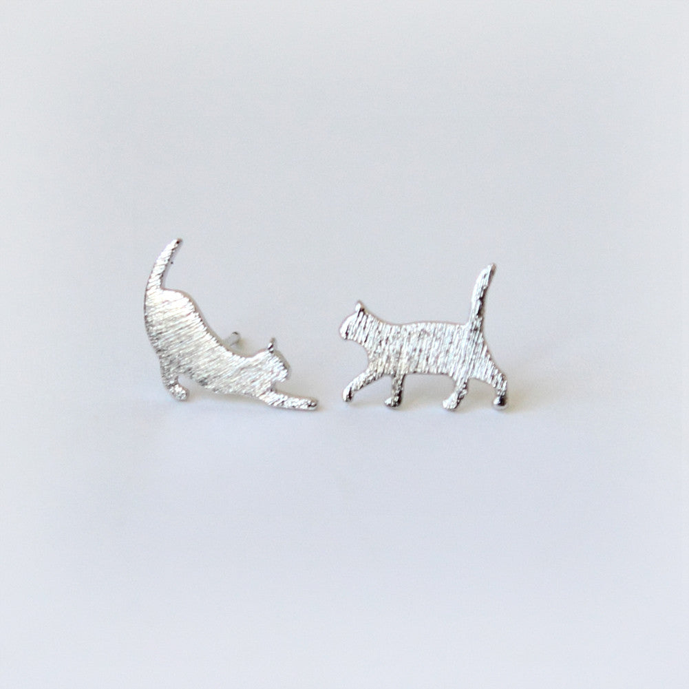 Little Kitty Earrings