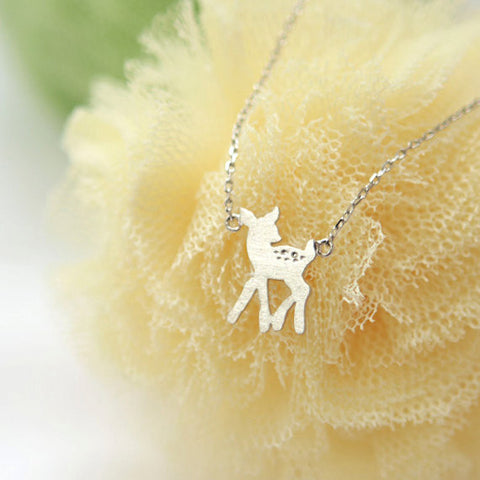 Donkey Necklace Animal Jewelry