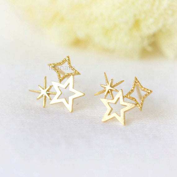 Twinkle star Earrings