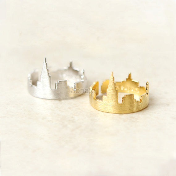 Cityscape Ring- New York