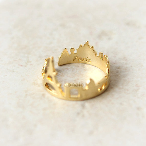 Cityscape Ring- Paris