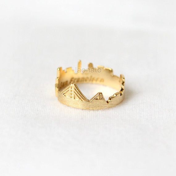 Cityscape Ring- San Francisco