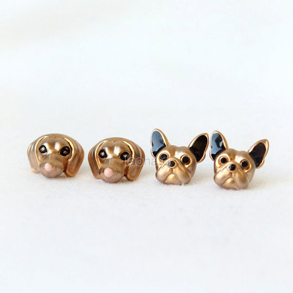 Dachshund Earrings / doggy earrings, pet jewelry