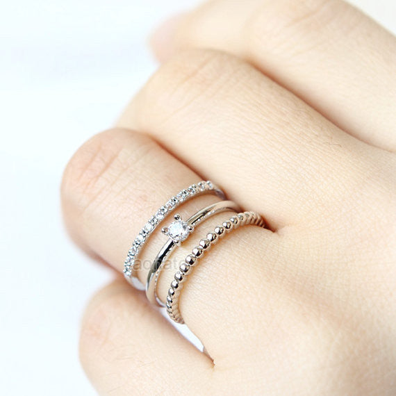 RC001 Multi Stacking Ring