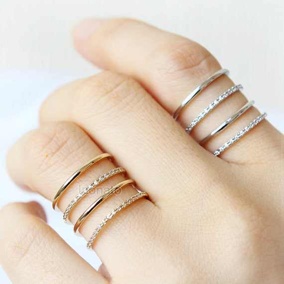 RC002 Cuff style Ring