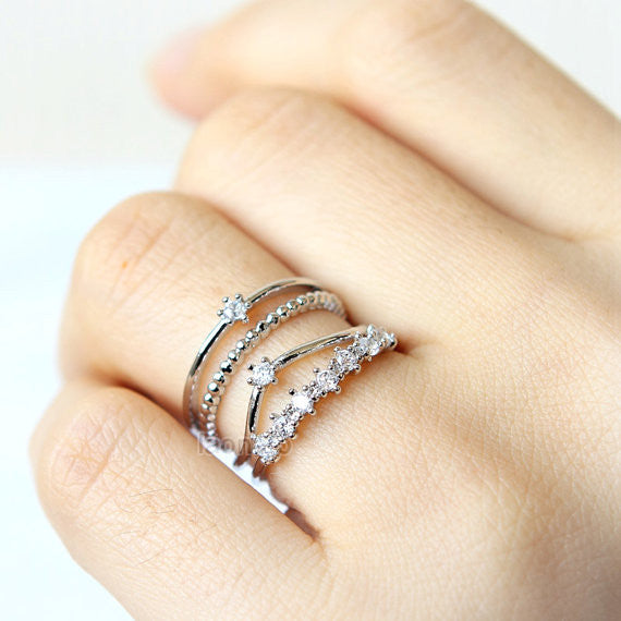 RC003 Multi Stacking Ring