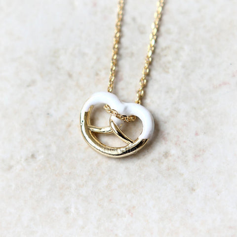 Infinity and Love Necklace