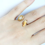 Bird's Nest  Ring