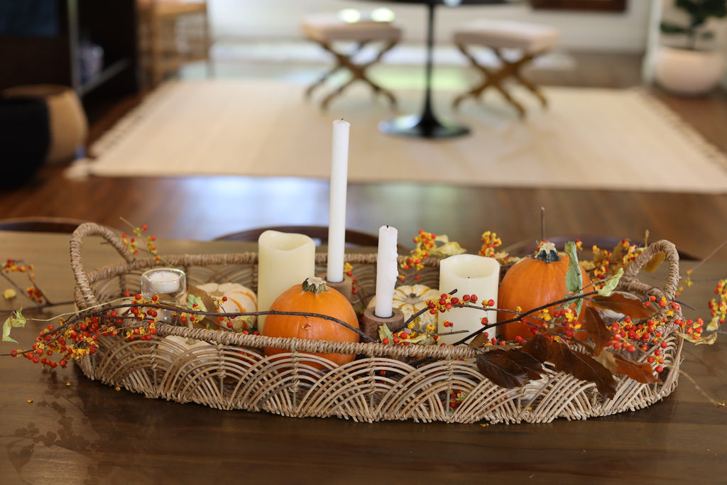HOL Tips & Tricks Episode 3: The Perfect Thanksgiving Tablescape.