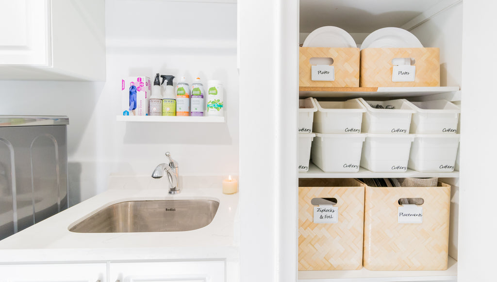 Spring Cleaning Tips for The Home (a guest post by Organize Dwell)
