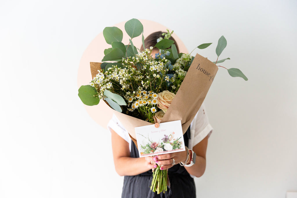 Bouquet Styling International Women's Day Edition