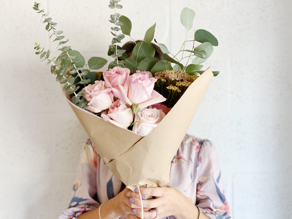 Garden Rose Wrap (September Exclusive)