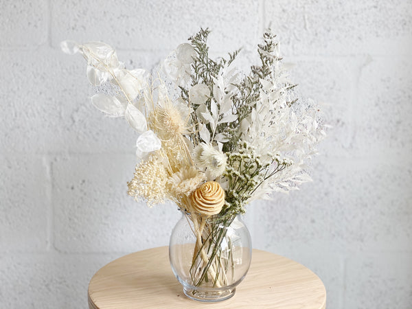 Winter Small Dried Flower Arrangement