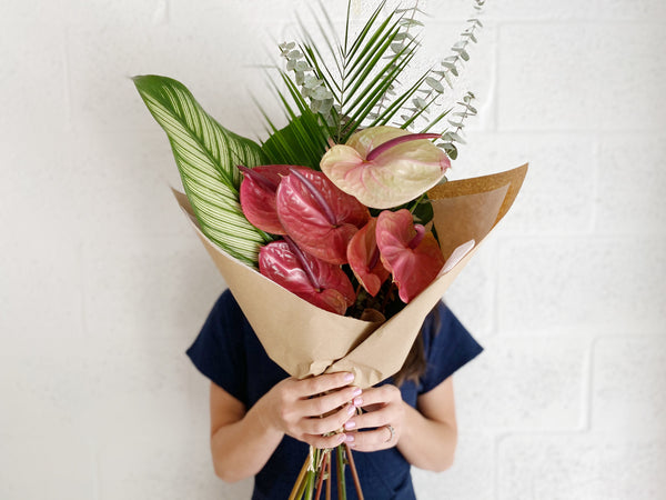 Anthurium Tropical Wrap (August Exclusive)