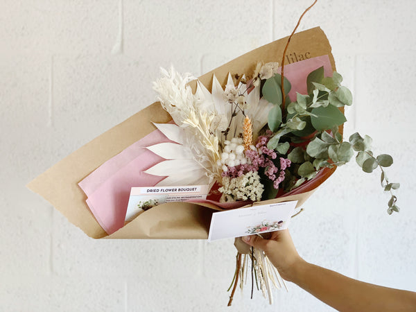 Dried Flower Bouquet (shipped)