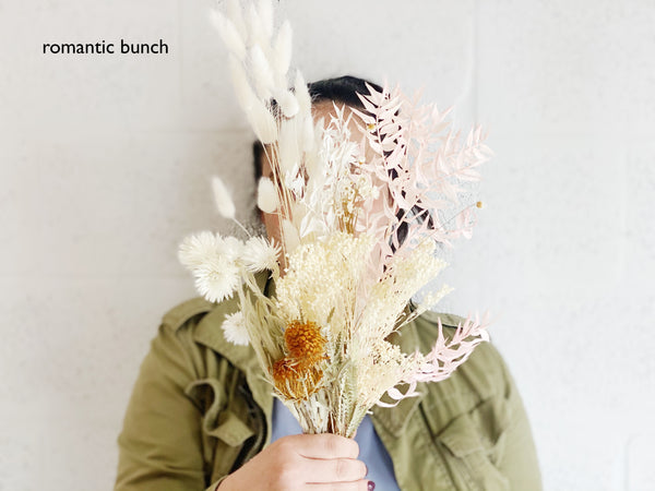 The Feminine Collection Bunches
