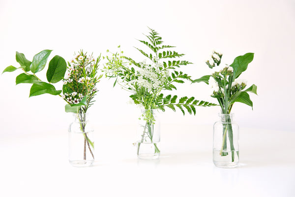 Thanksgiving Bud Vases