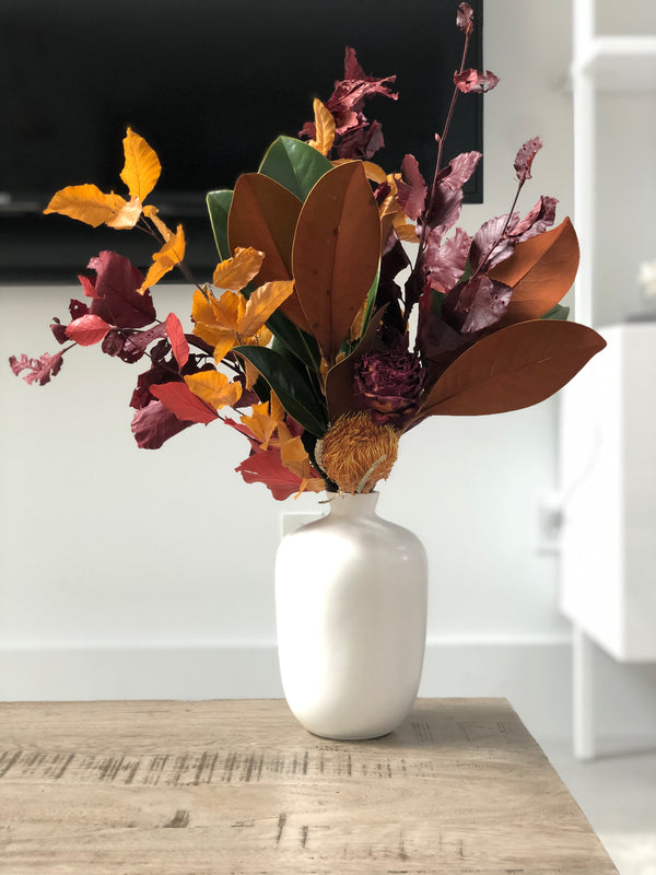 Fall Dried Flower Collection Bunches - Shipping