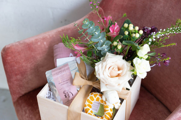 Traditional Baby Gift Box
