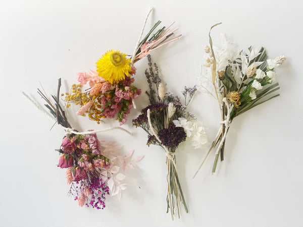 Mother's Day Dried Flower Bundle