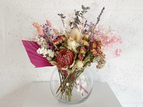 Mother's Day Dried Flower Classic Arrangement