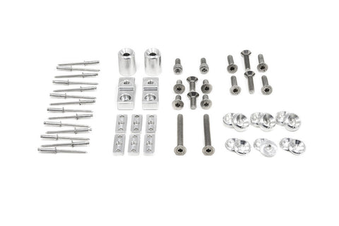 42 Draft Designs Audi TT 225 Engine Cover Hardware Kit