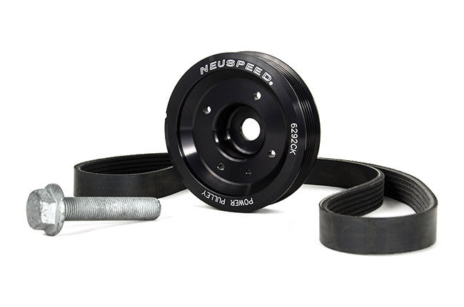 NEUSPEED Power Pulley Kit - Gen 3 1.8/2.0T