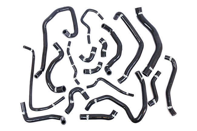 Forge Silicone Coolant Hose Kit MK7 GTI