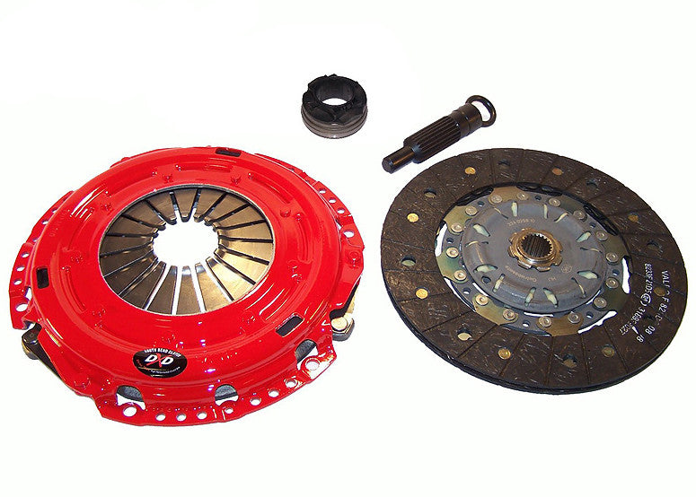 South Bend Stage 1 HD Clutch Kit- Uses Single Mass Flywheel (6 speed)