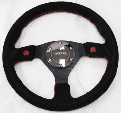 NRG Two Button Series Steering Wheels