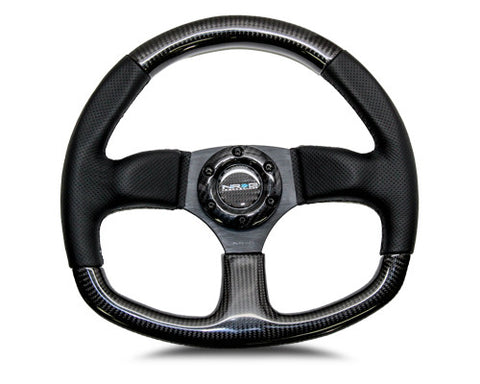 NRG Carbon Fiber Series Steering Wheel