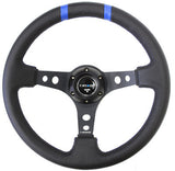 NRG Limited Edition Deep Dish Steering Wheel