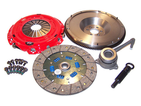 South Bend Stage 3 Drag Clutch and Flywheel Kit (2.5L)