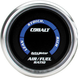 Autometer Cobalt Digital Series Air/Fuel Ratio Gauge