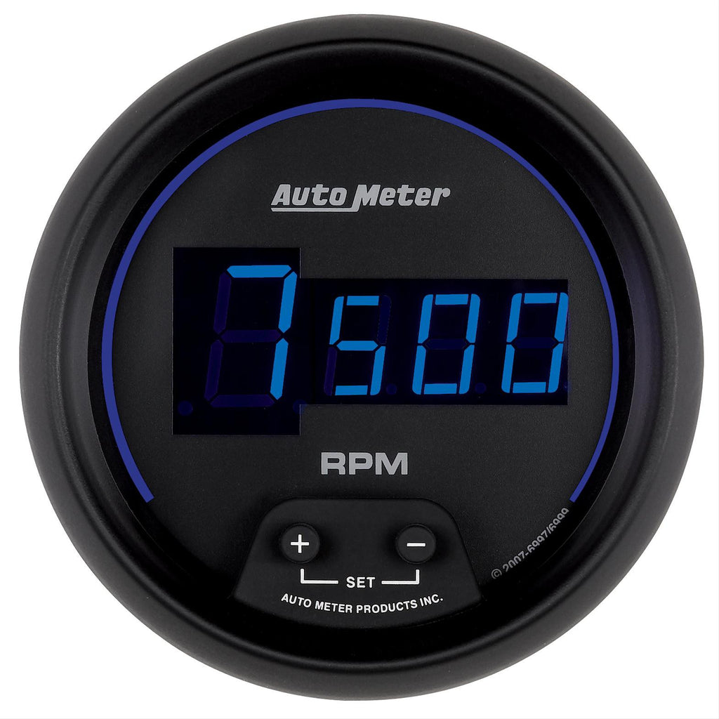Autometer Cobalt Digital Series Tachometer