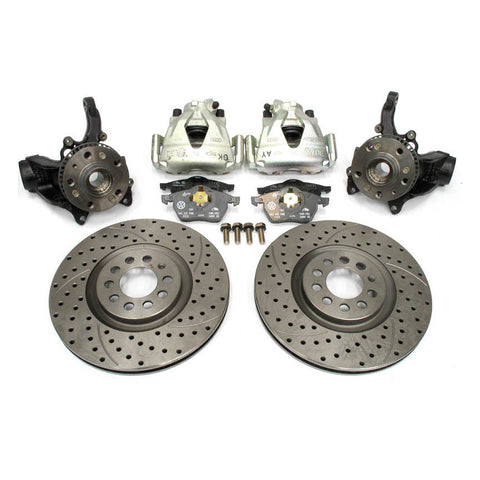 "Eurospec MK4 11""->12.3"" Brake Upgrade Kit (280mm -> 312mm)"