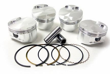 JE FSR Piston Set 1.8T 20V- 81mm 9.25:1
