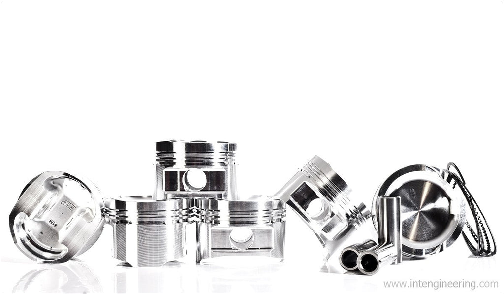 JE Piston Set 12V VR6 - 83mm 10:1