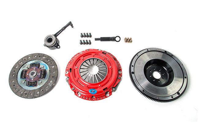 South Bend Stage 2 Daily Clutch and Flywheel Kit (1.8T 5 Speed)