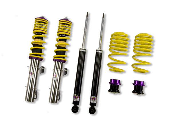 MK7/A3 Go-Low Kit - KW V2 Coilovers