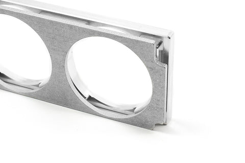 Aluminum VW Mk4 Triple Gauge Panel