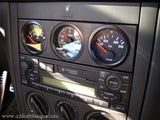 VW Mk4 Triple Gauge Panel