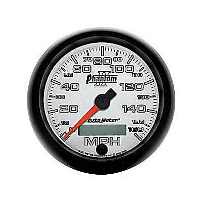 Autometer Phantom II Series Speedometer