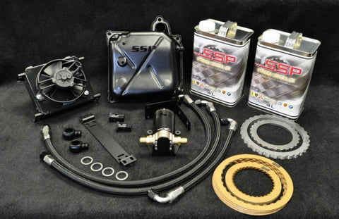 SSP DSG Titan Series Stage 3 Track Package