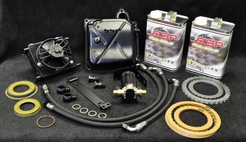 SSP DSG Titan Series Stage 4 Track Package