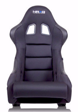 NRG Carbon Fiber Full Race Bolster Bucket Seats